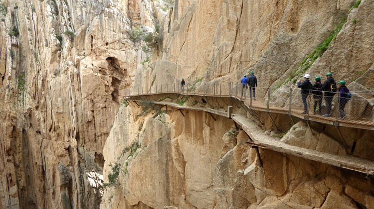 Caminito del Rey Trail