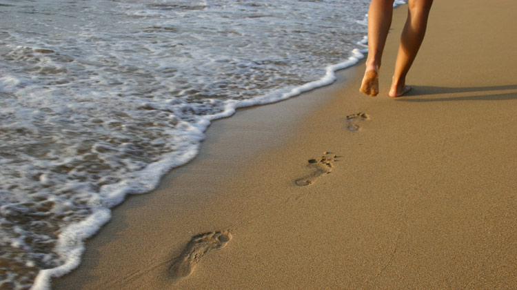 Great sandy beaches with good facilities