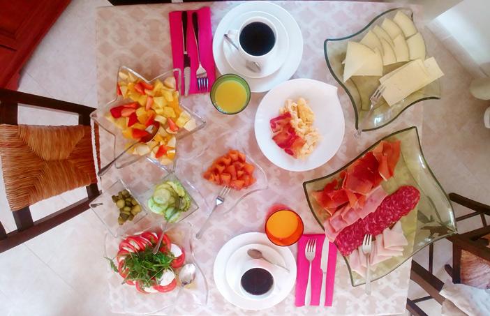 Päivän käynnistin - aamiaisbuffet