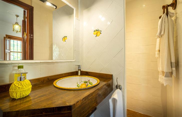 Lemon room - Finca El Cortijillo